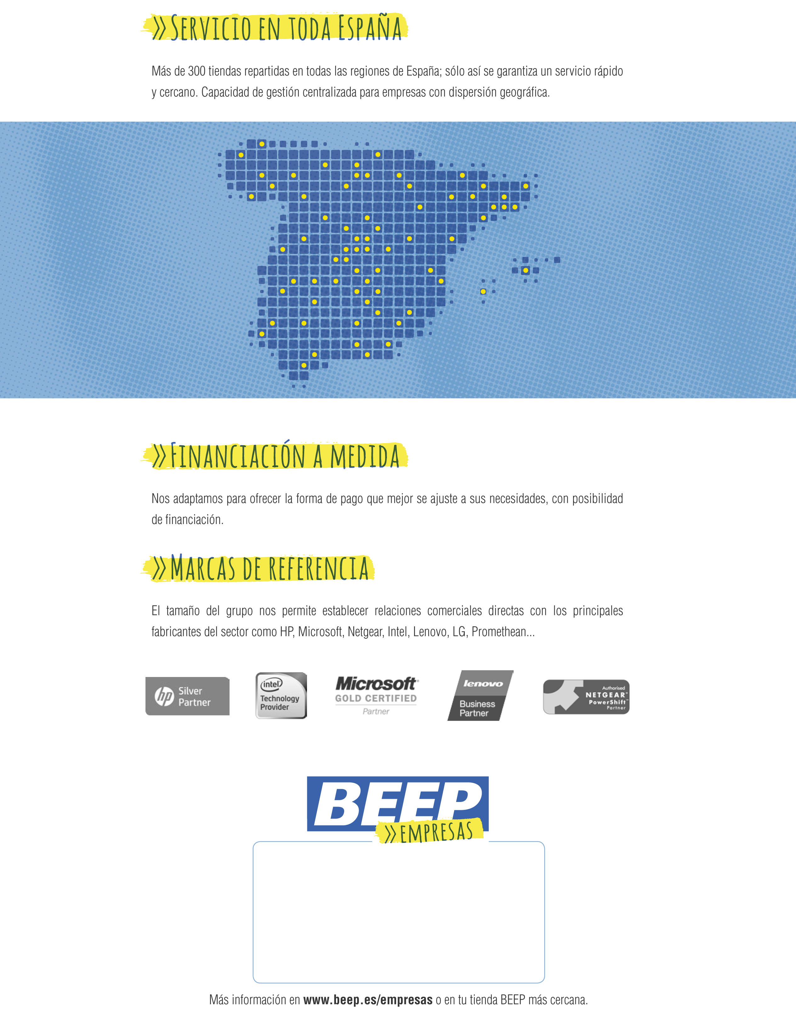 COMPANY BEEP EMPRESAS ESP-6